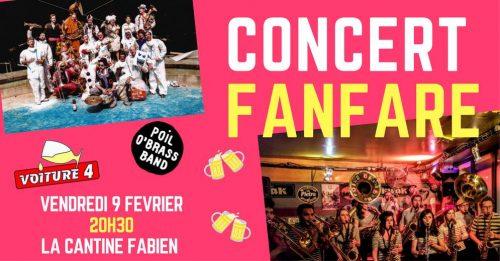 Concert Fanfare POBB et Voiture 4