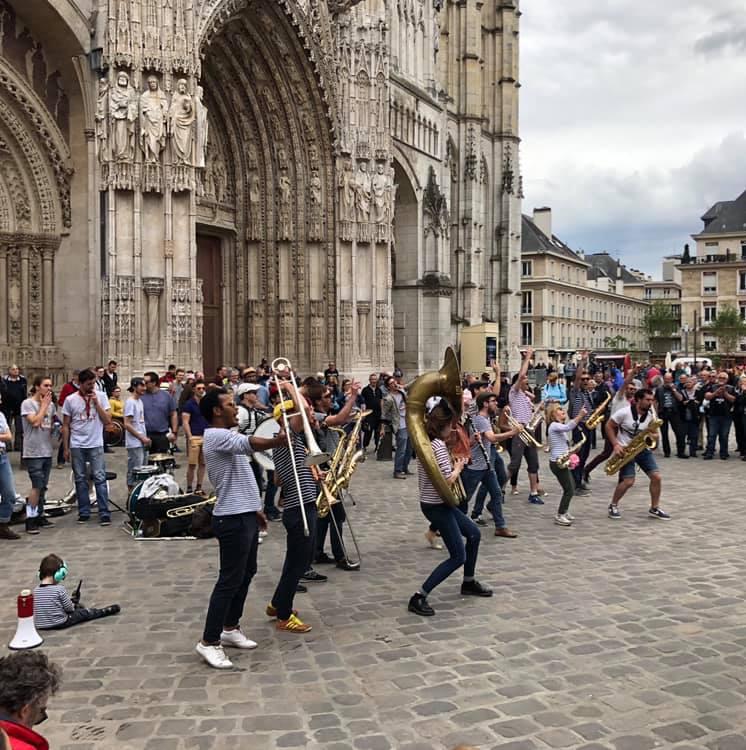 Rouen 2019