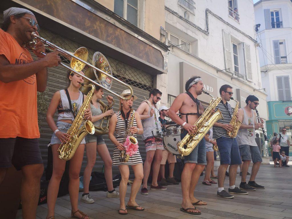Festival des Blouses à Meaux