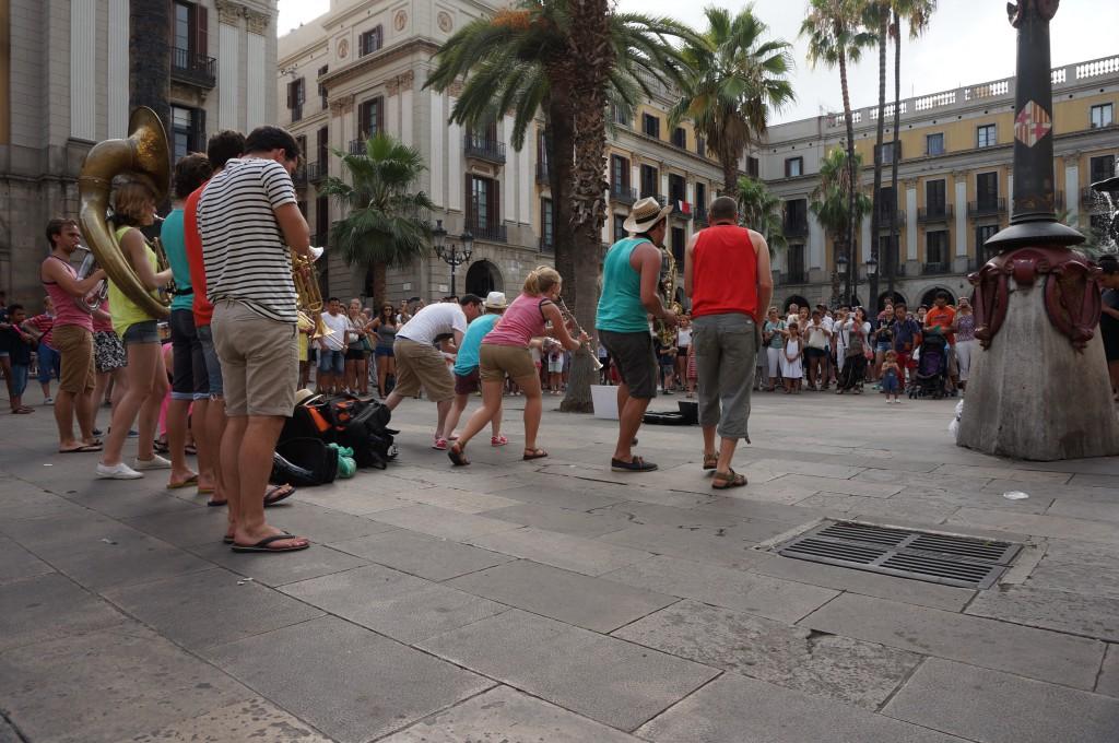 Barcelone 2015