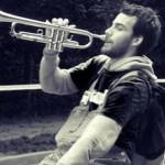 """Sonnez trompettes ! Bruno manie le contrepet avec élégance. Comme l'aurait dit Coluche citant Marc Escayrol,  avec lui """"on ne dit pas contrepèterie mais que trompette rit""""."""