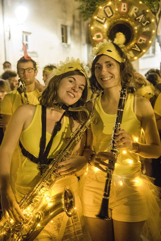 Festival des Fanfares de Montpellier .  Photo© Flo Cayrol