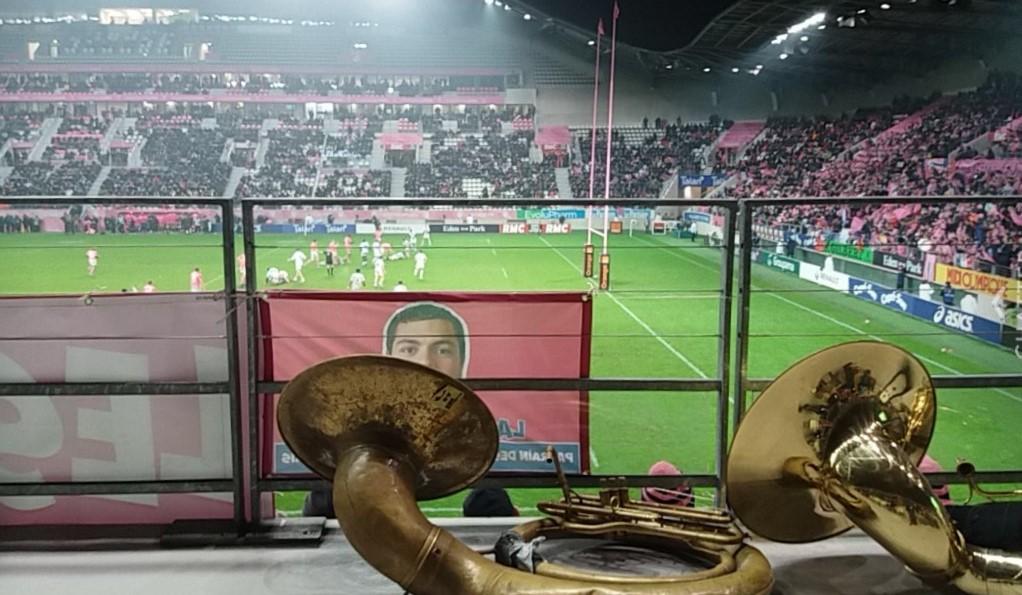 Rugby Stade Français 2017 POBB