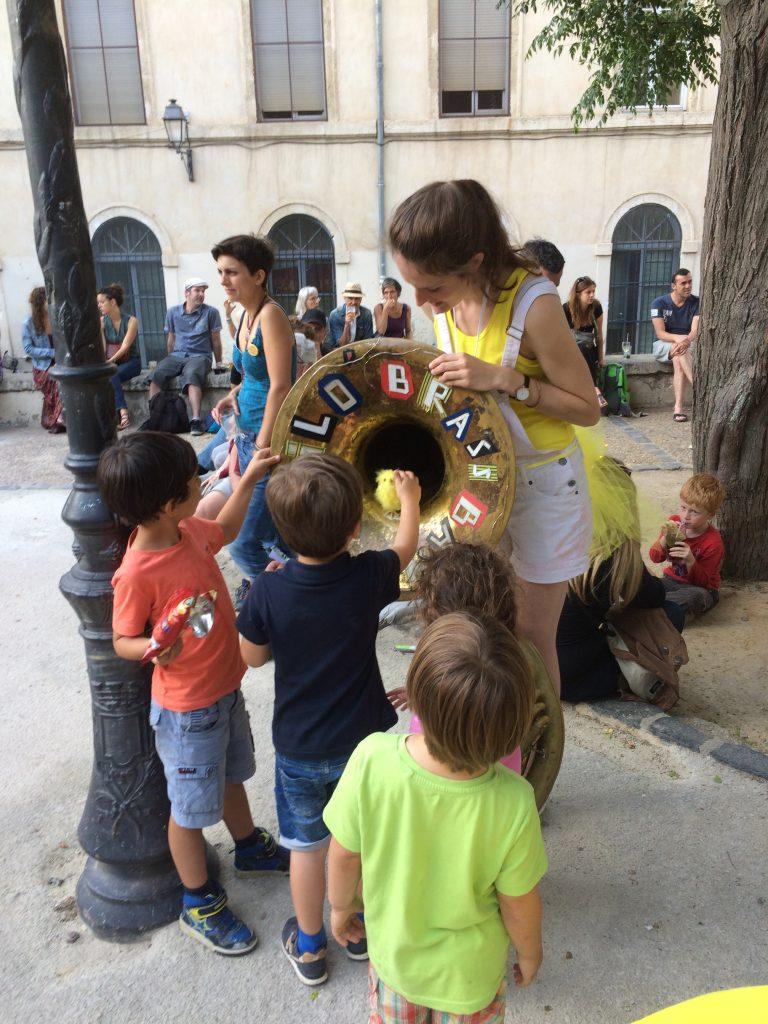 Festival des Fanfares de Montpellier