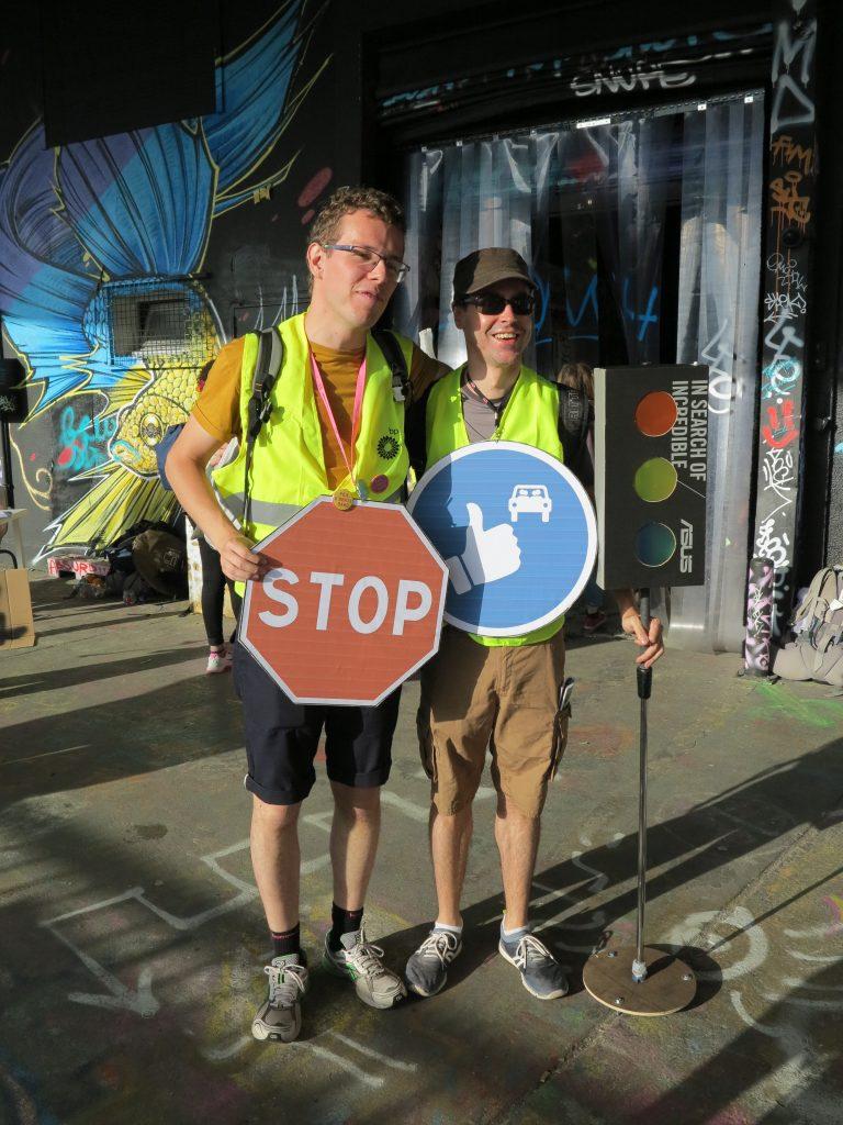 Mad Jacques Festival - Course en stop