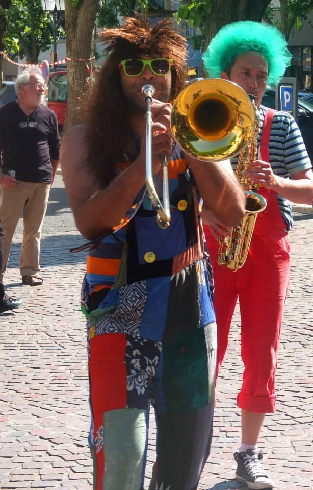 Chinon en Fanfare
