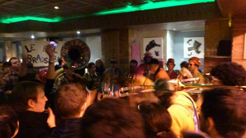 """Concert au bar """"Les Triplettes de Belleville"""""""