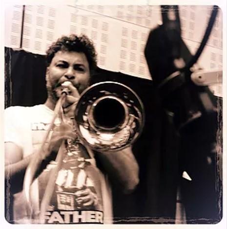 Fredo . Trombone