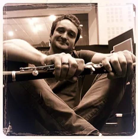 Julien . Clarinette