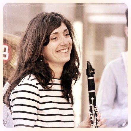 Lila . Clarinette